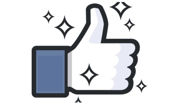Facebook - compteur de mentions J'aime