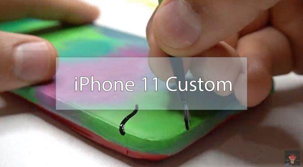 iPhone 11 Pro Custom