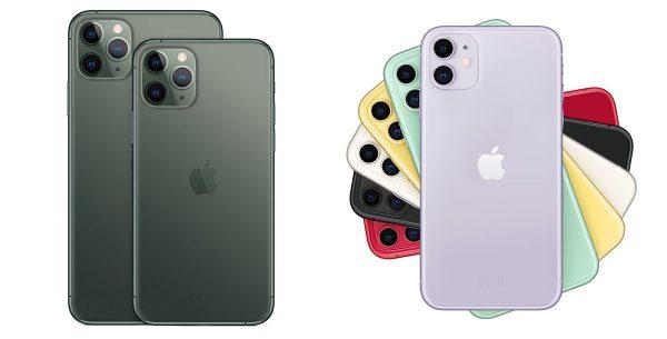 iPhone 11 / 11 Pro Max