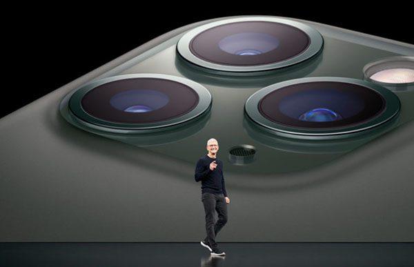 L'iPhone 11 Pro peut causer...une trypophobie !