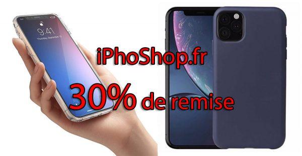 iPhoShop - accessoires iPhone 11/Pro/Max
