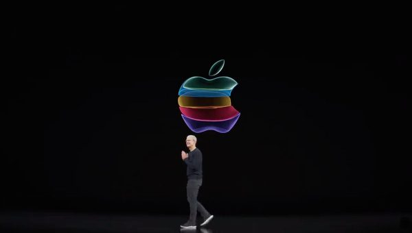Keynote : services Apple TV+ & Apple Arcade