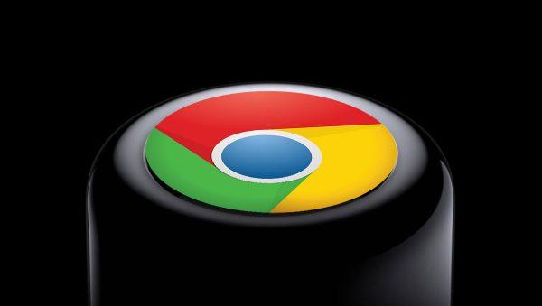 Mac Pro - bug Chrome