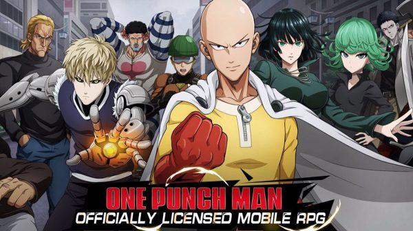 One-Punch Man: Road to Hero - sortie App Store