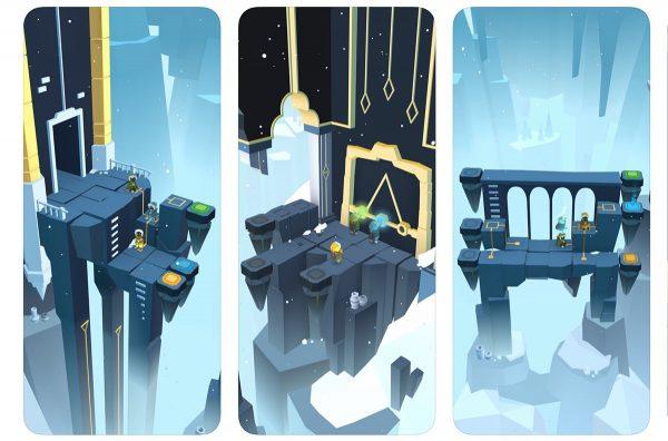 Path of Giants - jeu iOS