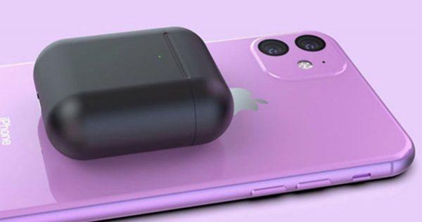 Recharge inversée iPhone 2020