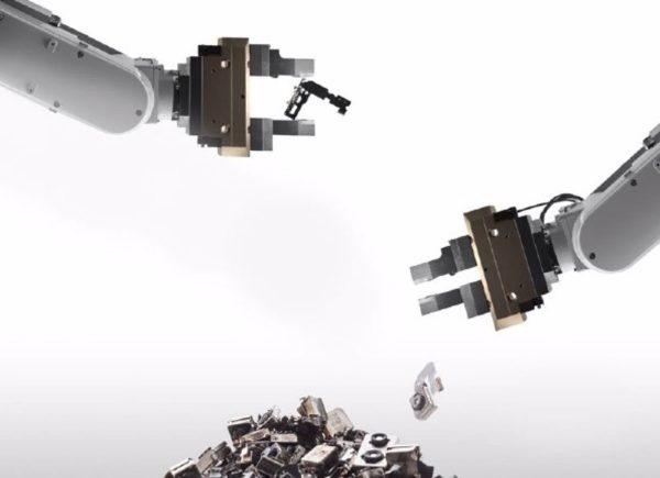Taptic Engine - Robot Daisy Apple