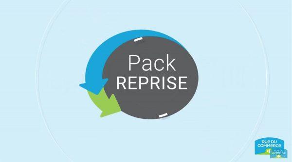 Pack Reprise RueDuCommerce
