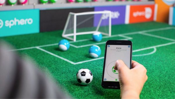 Sphero : Mini Activity Kit et Soccer Kit