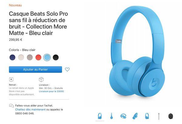 casque Beats Solo Pro