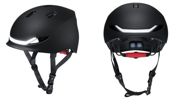 casque de vélo urbain Matrix Lumos