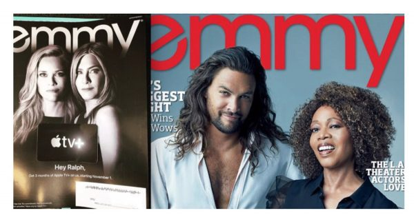 Apple TV+ : Jason Momoa et Alfre Woodard