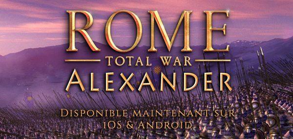 ROME : Total War - Alexander