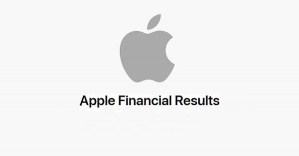 résultats financiers Apple