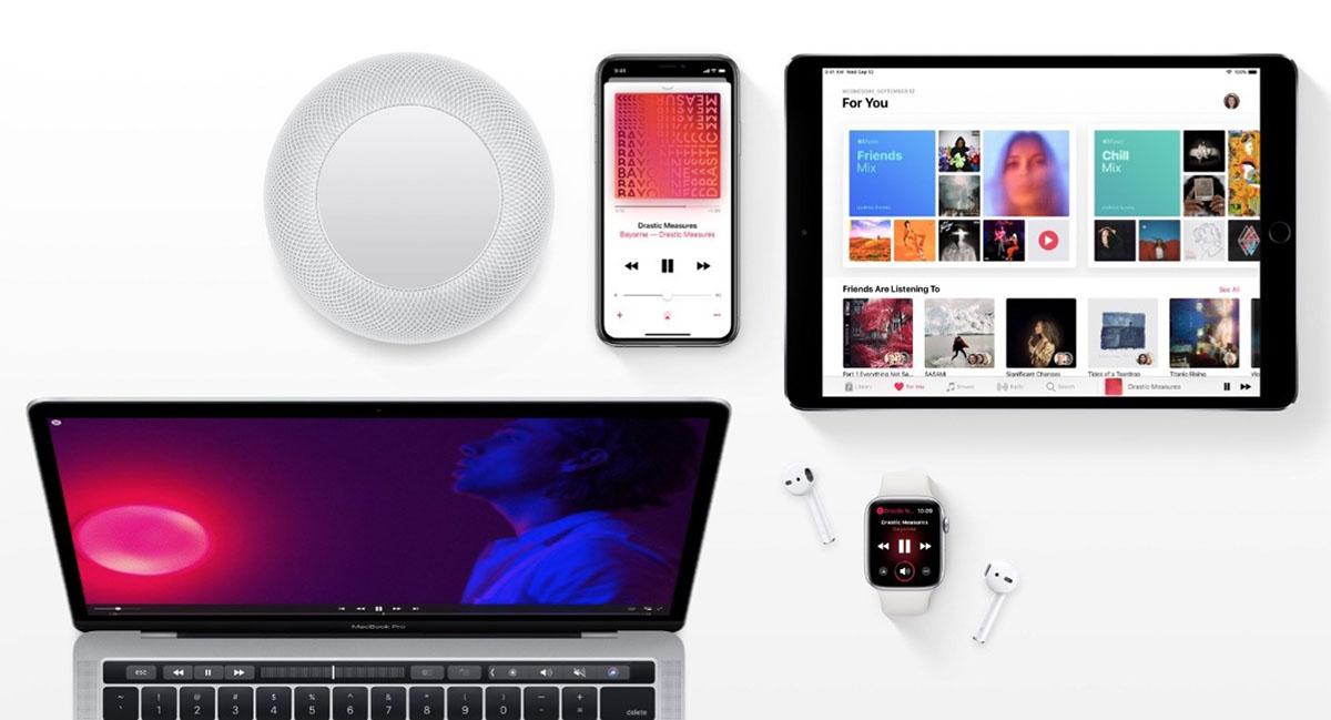 L'industrie de la musique serait réticente à un abonnement multi-services — Apple