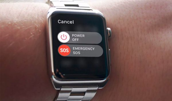Apple Watch - agression sexuelle