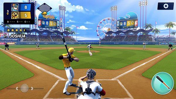 Ballistic Baseball - Gameloft