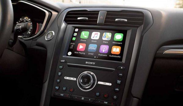 Ford - CarPlay Wireless