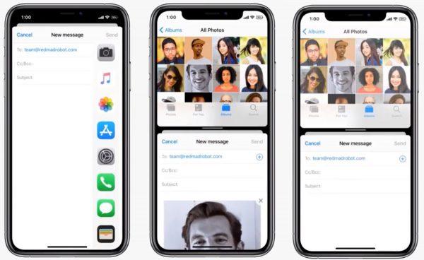 Concept d'iOS 14