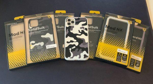 Coques Rhinoshield pour iPhone 11, 11 Pro / Max