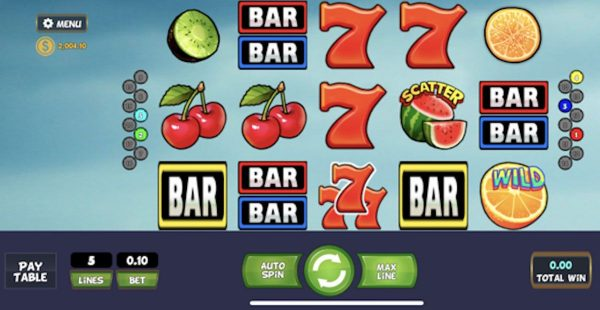Easy Fruity Slots
