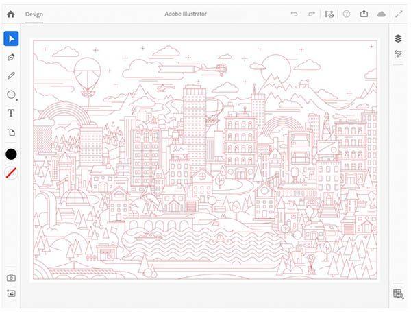 Illustrator pour iPad