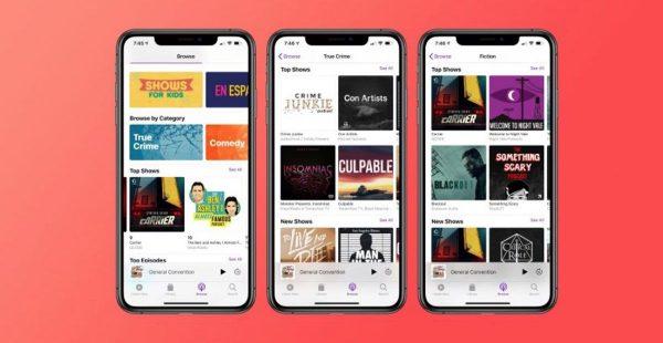 Apple podcasts - Emily Ochsenschlager
