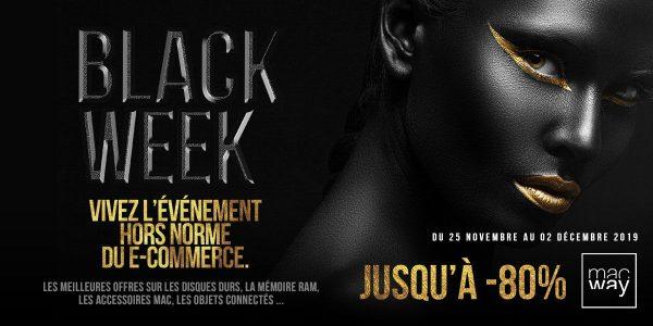 #BlackWeek MacWay