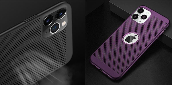coque Mesh iPhone 11