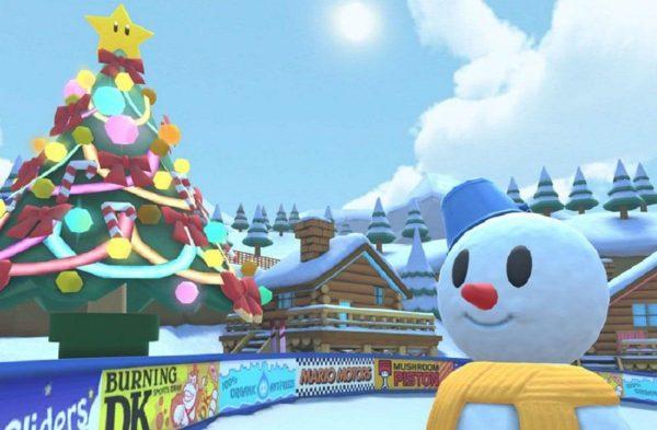 Mario Kart Tour - Winter Tour