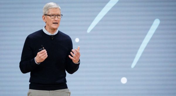 Apple - Tim Cook - sanctions américaines