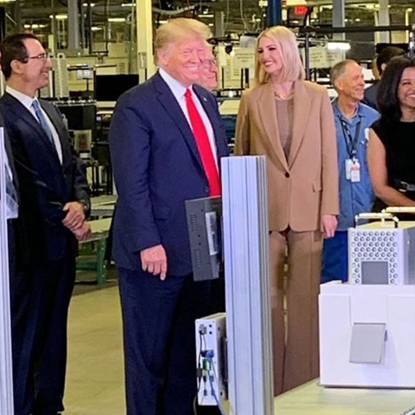 usine du Mac Pro