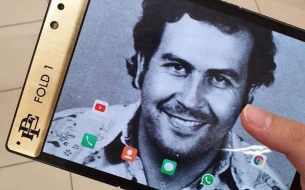 Roberto Escobar, frère de Pablo Escobar
