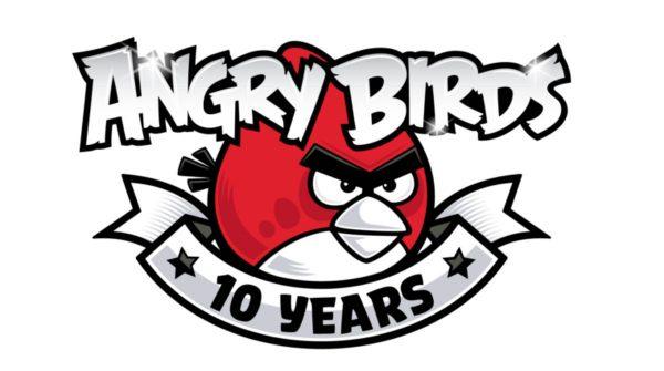 Angry Birds - dixième anniversaire