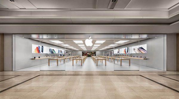 Genius handicapé en Apple Store