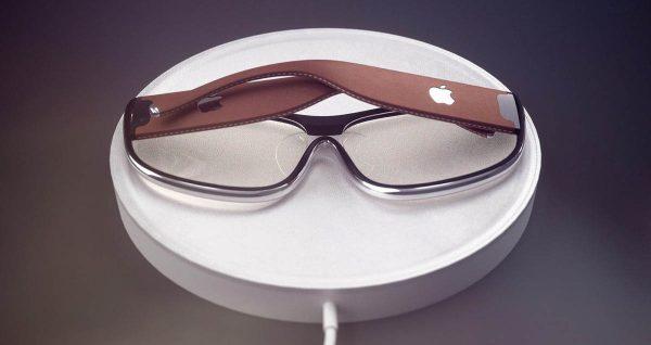 Brevet Apple - lunettes AR/VR