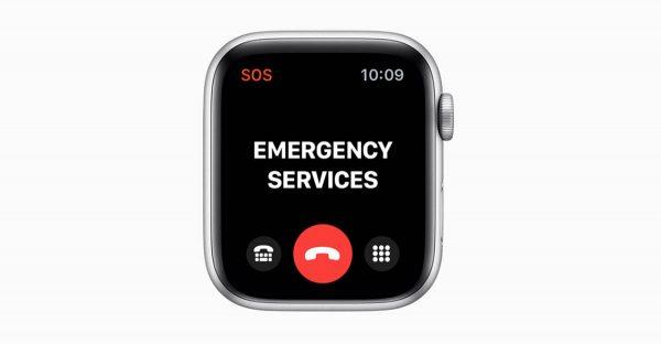 Apple Watch - SOS Emergency