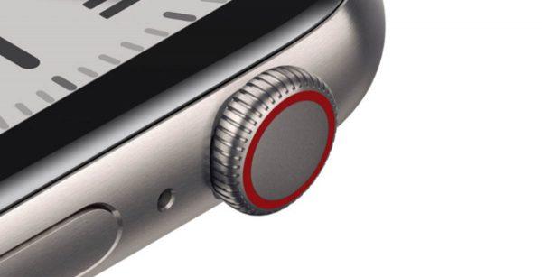 Brevet Apple Watch