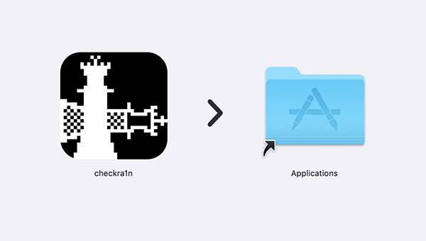 Checkra1n : jailbreak iOS 13.3