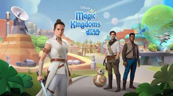 Disney Magic Kingdoms - Star Wars