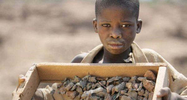 exploitation du travail des enfants