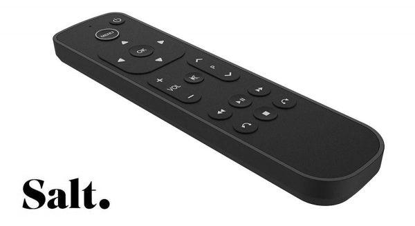 Salt - télécommande Apple TV