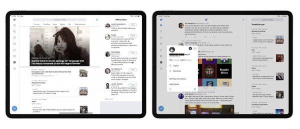 Twitter iPad