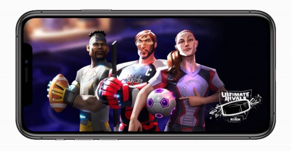 Ultimate Rivals sur Apple Arcade