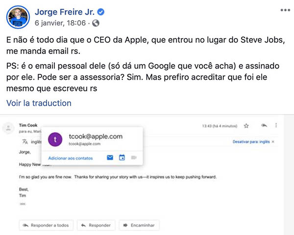 Apple Watch Jorge Freire Jr.