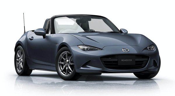 Mazda MX-5 - CarPlay