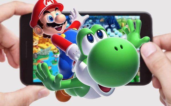 Nintendo - jeux mobiles