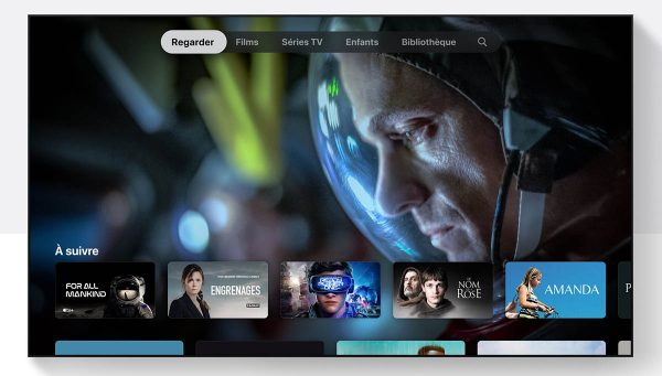 Apple TV - Smart TV