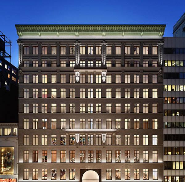 Apple bureaux New York