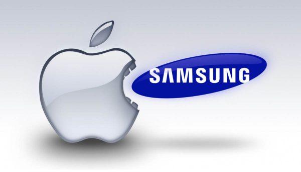 smartphones Apple vs Samsung